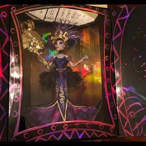 🌸 Midnight Masquerade Yzma  Limited Edition Doll